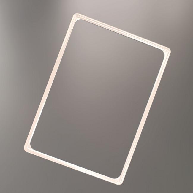cadre plastique blanc format a4. Black Bedroom Furniture Sets. Home Design Ideas