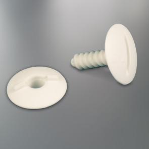 Bouton plastique