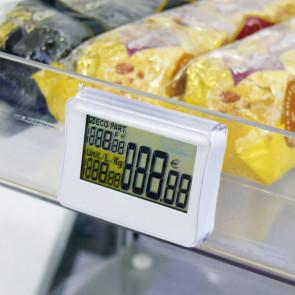 PE adhesif individuel pour etiquette electronique